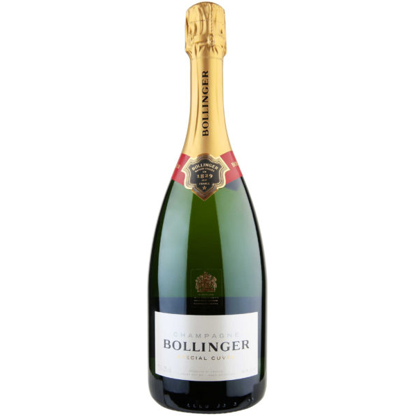 special cuvee bollinger